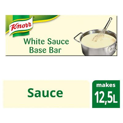 Knorr Garde d'Or White Sauce Base Bar 2 x 12.5L