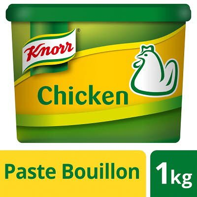 Knorr Gluten Free Chicken Paste Bouillon 1kg -