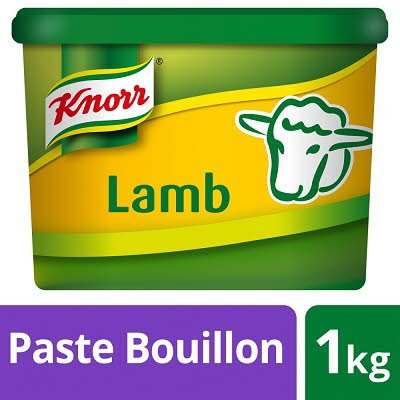 KNORR Gluten Free Lamb Paste Bouillon 1kg