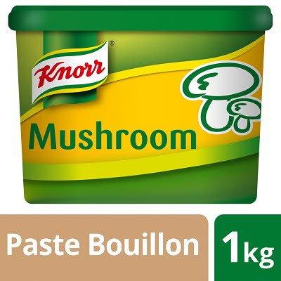 KNORR Gluten Free Mushroom Paste Bouillon 1kg