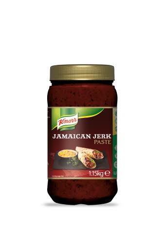 KNORR Jamaican Jerk Paste 1.1 kg