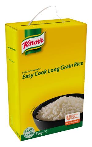 KNORR Long grain Rice (BOX) 5kg
