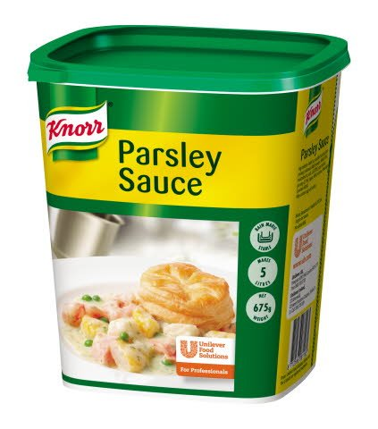 Knorr Parsley Sauce Mix 5L