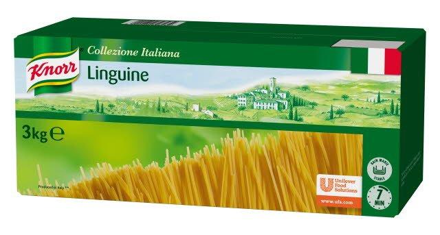 Knorr Pasta Linguine 3kg