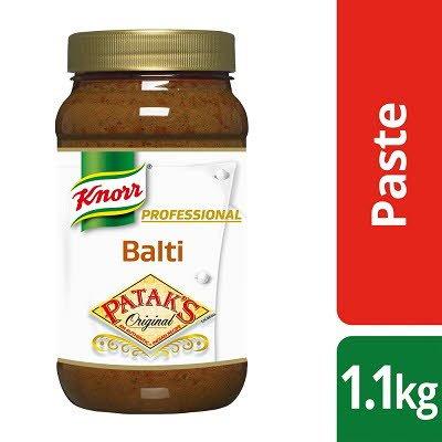 Knorr Patak's Balti Paste 1.1kg -