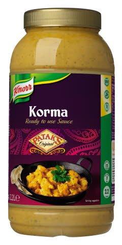 Knorr Patak's Korma Sauce 2.2L