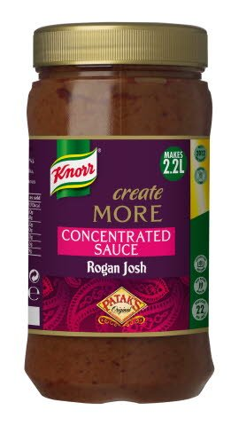 KNORR Patak's Rogan Josh Concentrated Sauce 1.1L