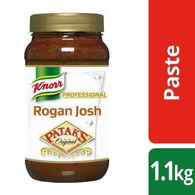 KNORR Patak's Rogan Josh Paste 1.1 kg