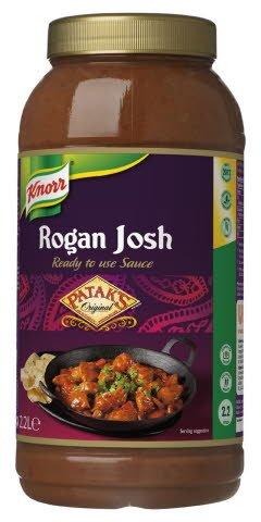 KNORR Patak's Rogan Josh Sauce 2.2L
