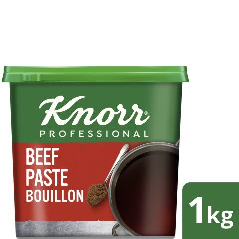 Knorr® Professional Beef Paste Bouillon 1kg -