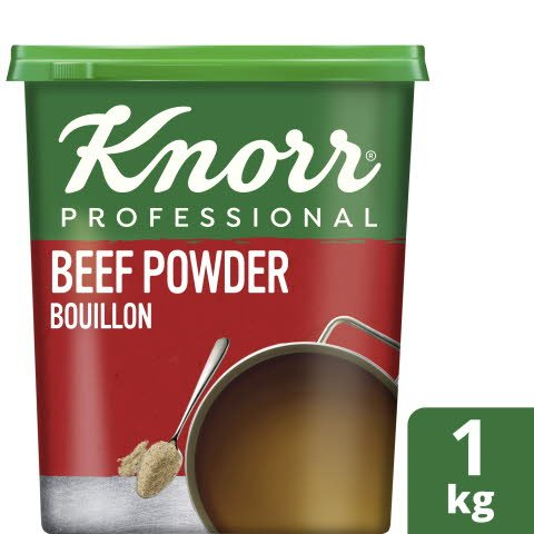 Knorr® Professional Beef Powder Bouillon 1kg -
