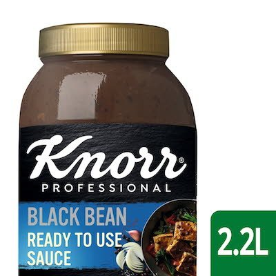 Knorr Professional Blue Dragon Black Bean Sauce 2.2L -