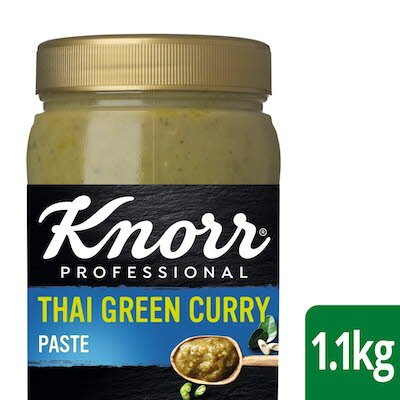 Knorr Professional Blue Dragon Thai Green Curry Paste 1.1kg