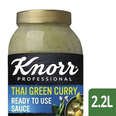 Knorr Professional Blue Dragon Thai Green Curry Sauce 2.2L