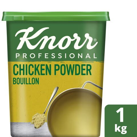 Knorr® Professional Chicken Powder Bouillon 1kg -