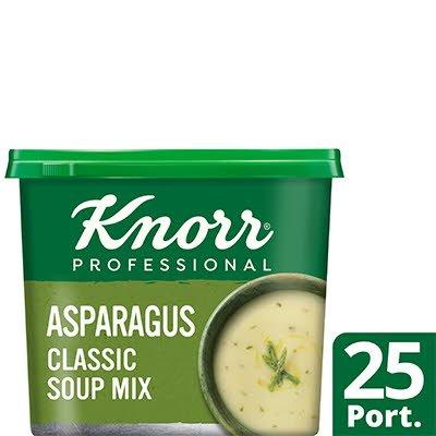 Knorr Professional Classic Asparagus Soup 25 Port -