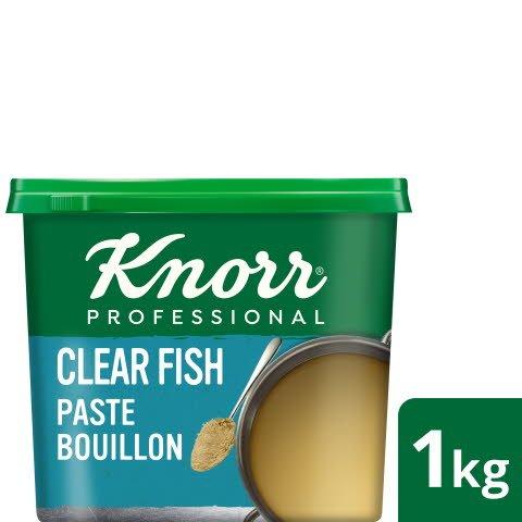 Knorr® Professional Clear Fish Paste Bouillon 1kg -