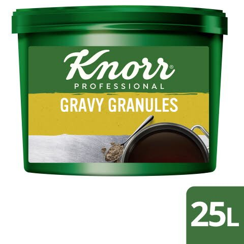 Knorr® Professional Gluten Free Gravy Granules for Poultry Dishes 25L -