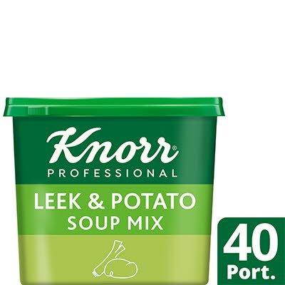 Knorr Professional Leek & Potato Soup 40 Port -