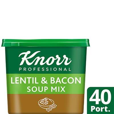 Knorr Professional Lentil & Bacon Soup 40 Port -