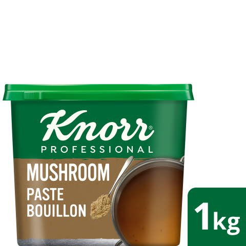 Knorr® Professional Mushroom Paste Bouillon 1kg -