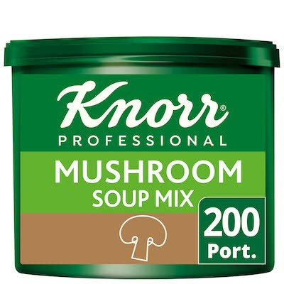 Knorr Professional Mushroom Soup 200 Port. -