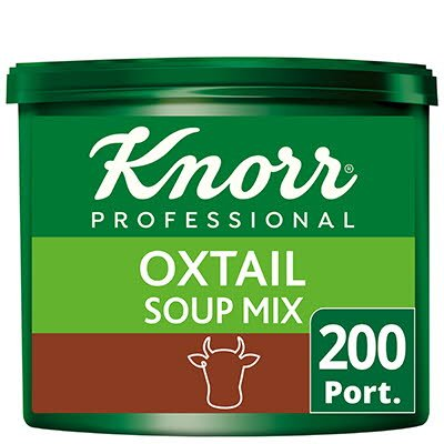 Knorr Professional Oxtail Soup 200 Port -