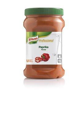 KNORR Professional Paprika Puree 750g