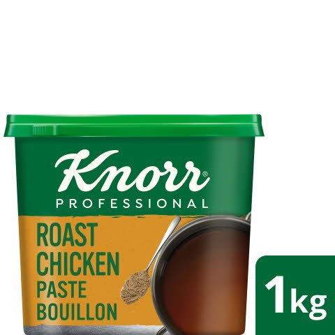Knorr® Professional Roast Chicken Paste Bouillon 1kg -