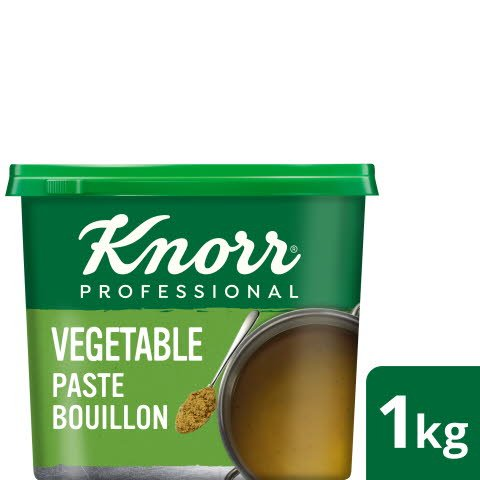 Knorr® Professional Vegetable Paste Bouillon 1kg -