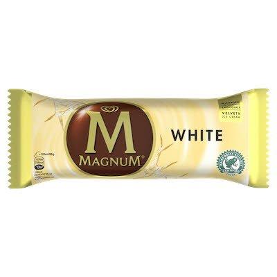 Magnum White 110 ml -