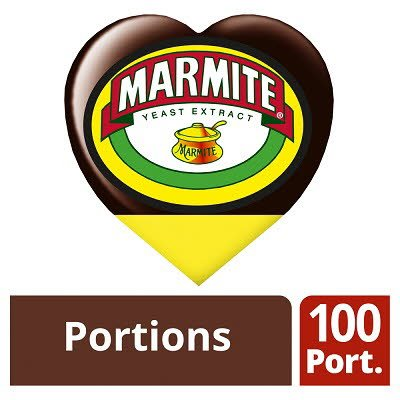 Marmite 100 x 8g Portions