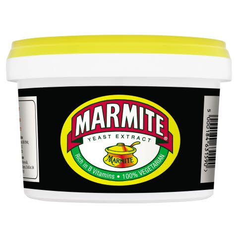 Marmite Yeast Extract 600g Tub