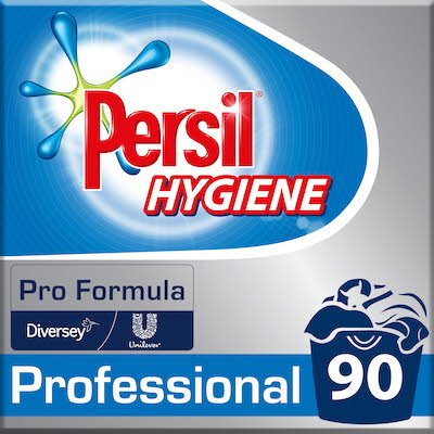 Persil Pro Formula Professional Hygiene Biological Washing Powder 90 Washes 8.55KG -