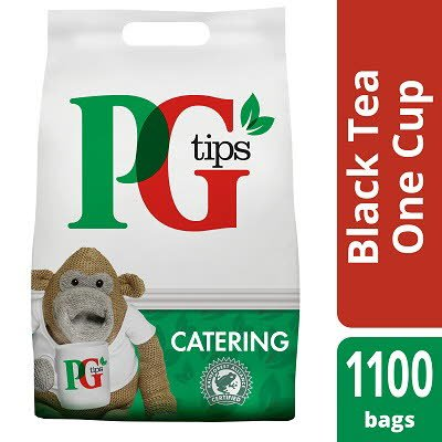 PG tips 1100 Pyramid Tea Bags for Caterers -