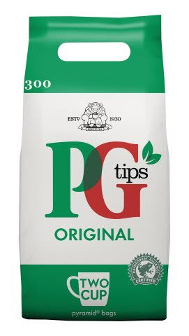 PG tips 300 Two Cup Catering Tea Bags -