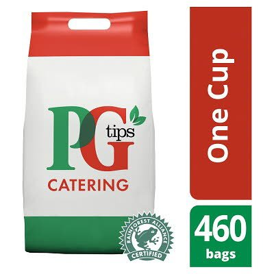 PG tips 460 One Cup Catering Tea Bags -