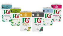 PG tips Green & Speciality Tea Mixed Case -