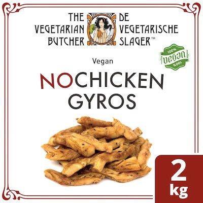 The Vegetarian Butcher No Chicken Gyros 2kg -