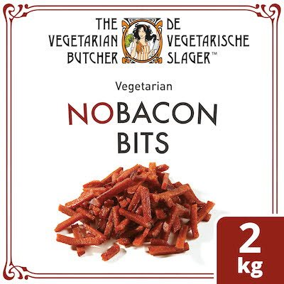 The Vegetarian Butcher NoBacon 2kg -