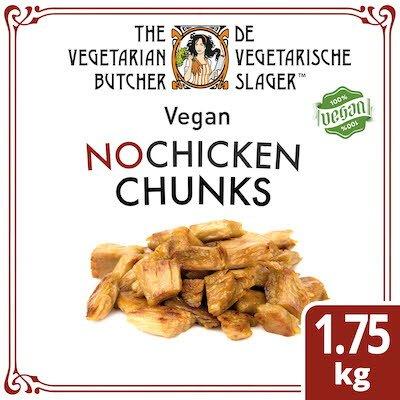 The Vegetarian Butcher NoChicken Chunks 1.75kg -