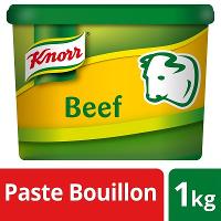 KNORR Gluten Free Beef Paste Bouillon 1kg
