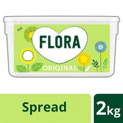 FLORA Original 2kg - Flora Original 2kg