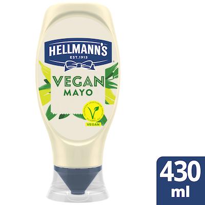 Hellmann's Vegan mayo 430ml  - Hellmann's Vegan mayo 430ml