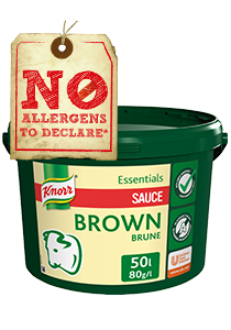 KNORR Essentials Brown Sauce Mix