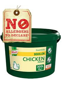 KNORR Essentials Chicken Bouillon Powder 1x 3 KG