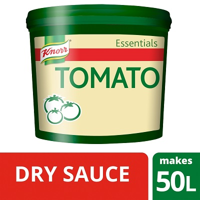 KNORR Essentials Tomato Sauce Mix - Make it easy with Knorr Essentials Dehydrated Tomato Sauce Mix