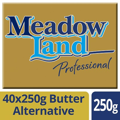 MEADOWLAND Professional 250g - MEADOWLAND Professional is up to 50% cheaper than butter*