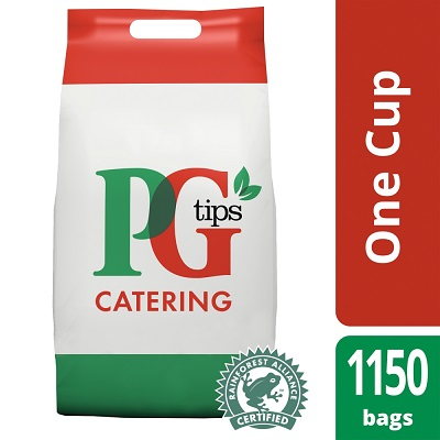 PG tips 1150 One Cup Catering Tea Bags
