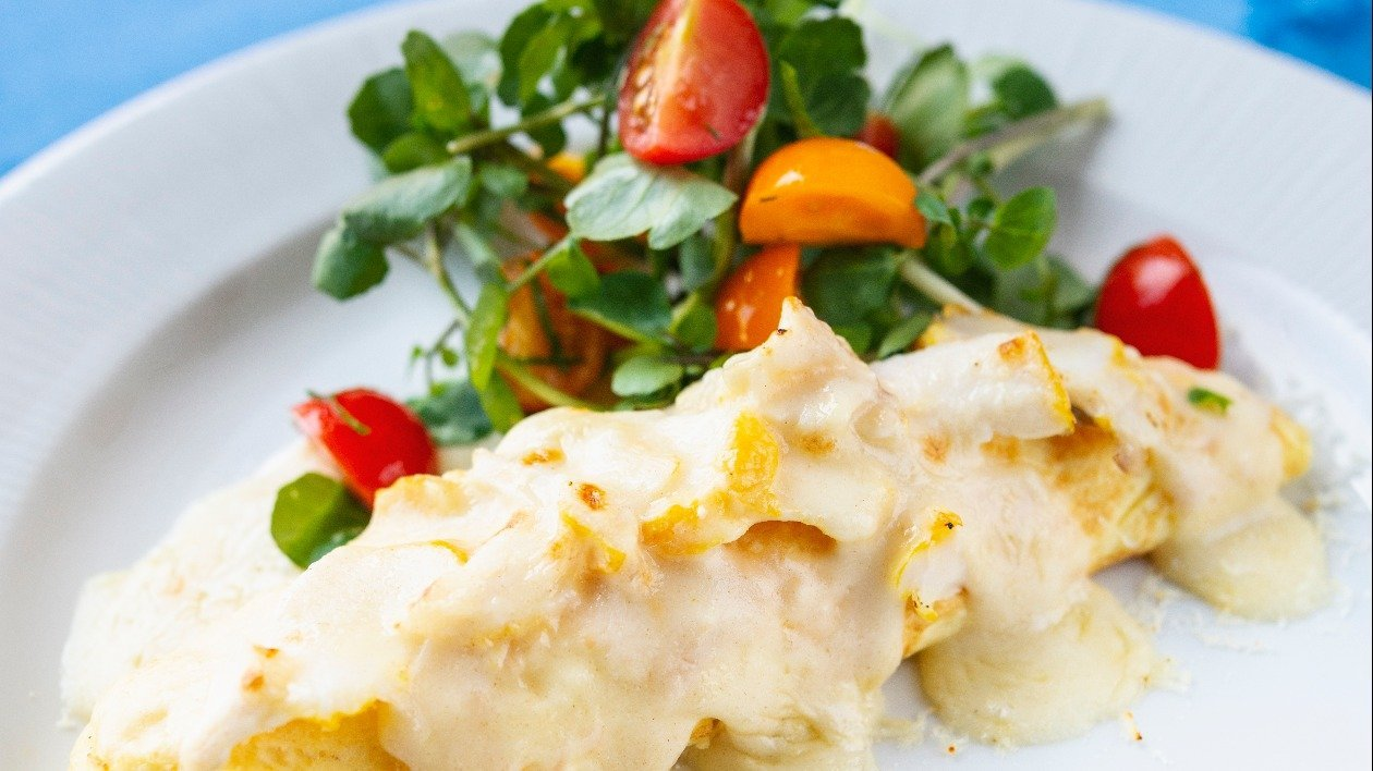 Arbroath Smokie Omelette – recipe